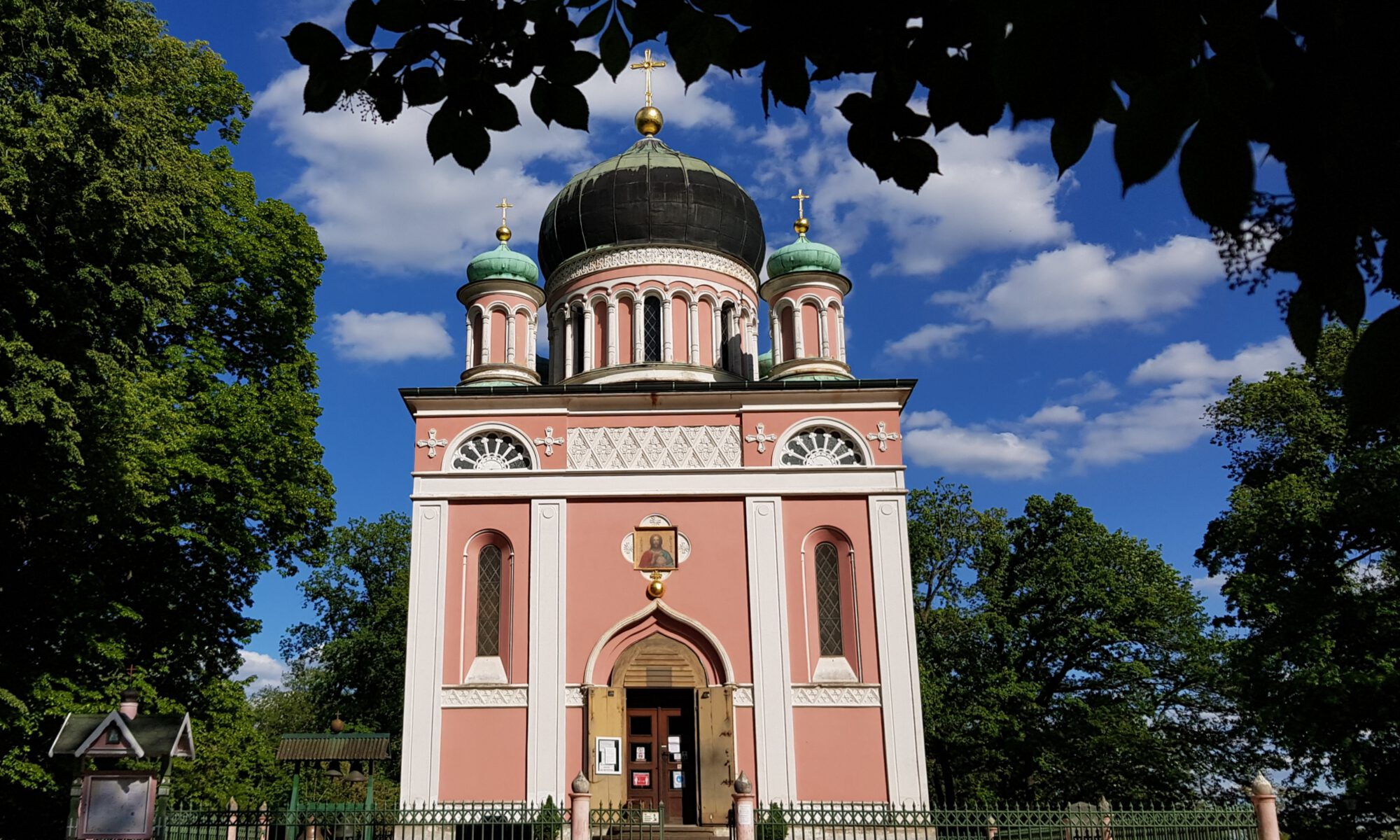 Russisch Orthodox Potsdam