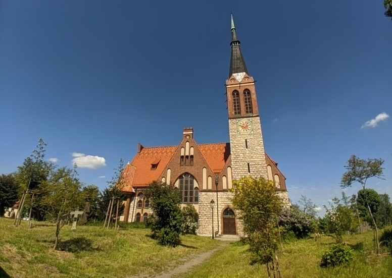 Kirche Bornim