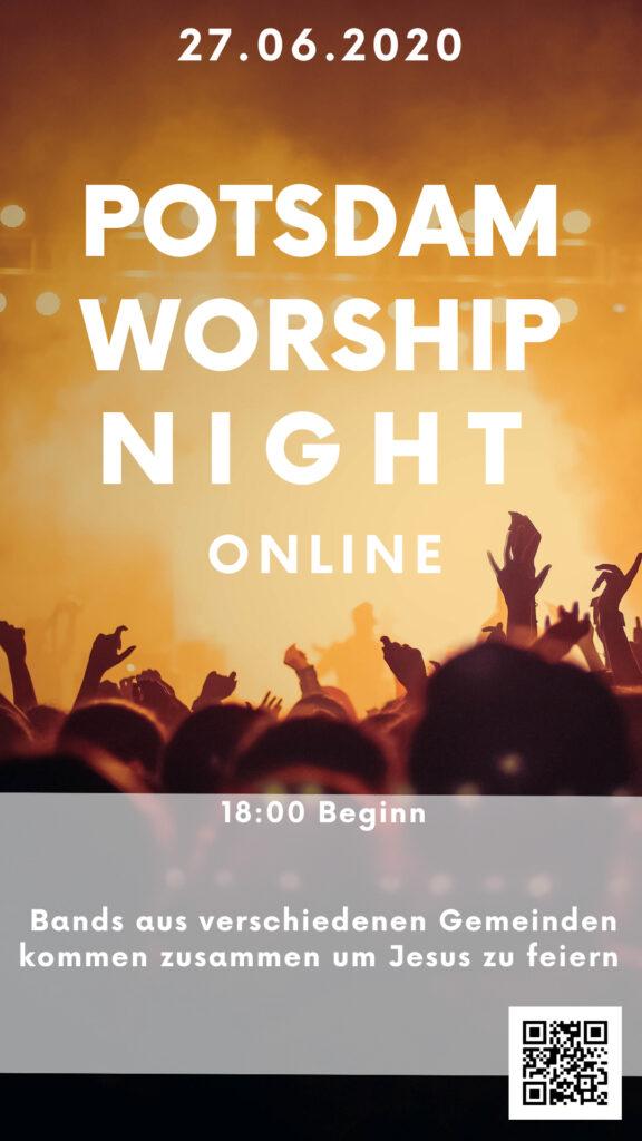 Potsdamer Worship Night No. 2 / 2020
